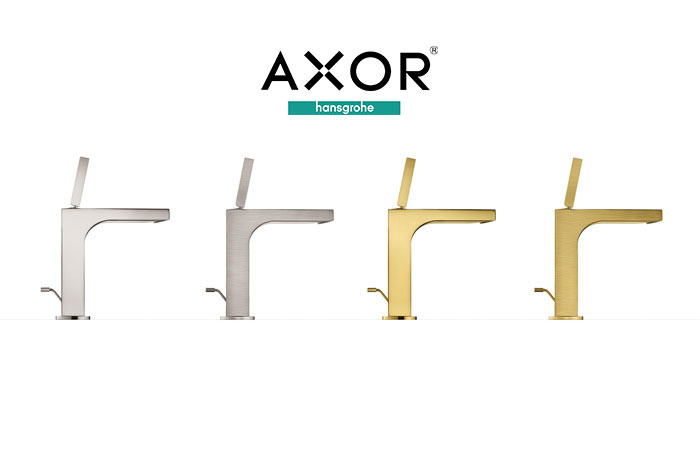 Axor Hansgrohe – AN EXPRESSION OF EXCLUSIVITY