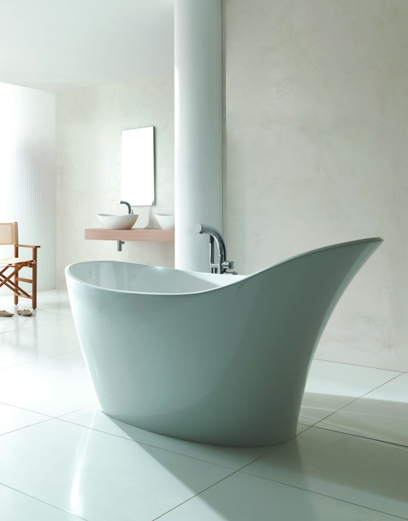 New Bathroom Inspiration - Amalfi Freestanding Bath