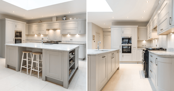 New Kitchen by Pittville Bathrooms & Kitchens