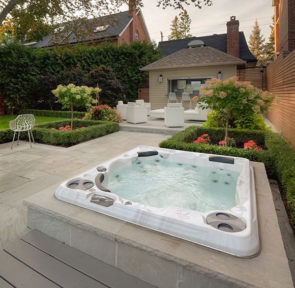 Pittville Hot Tub