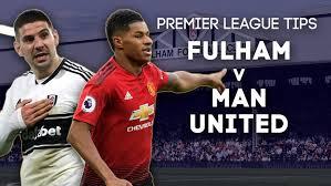 Fulham vs Man Utd