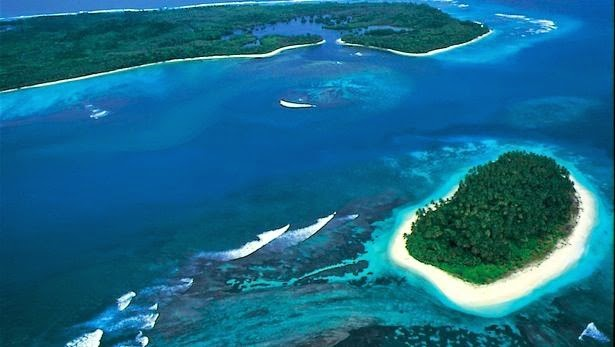 Ragam Pesona Teluk Katurei