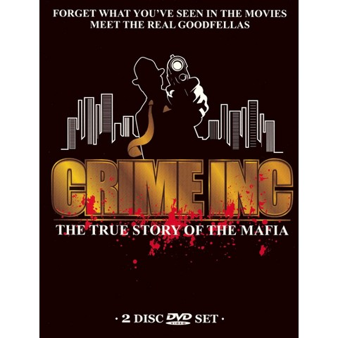 """CRIME INC.: The True Story of The Mafia – Part 1 """"All in The Family"""""""