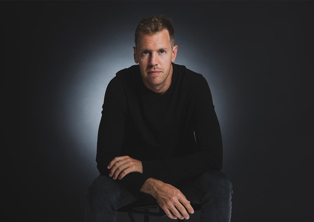 Sebastian Vettel Racing Point Aston Martin