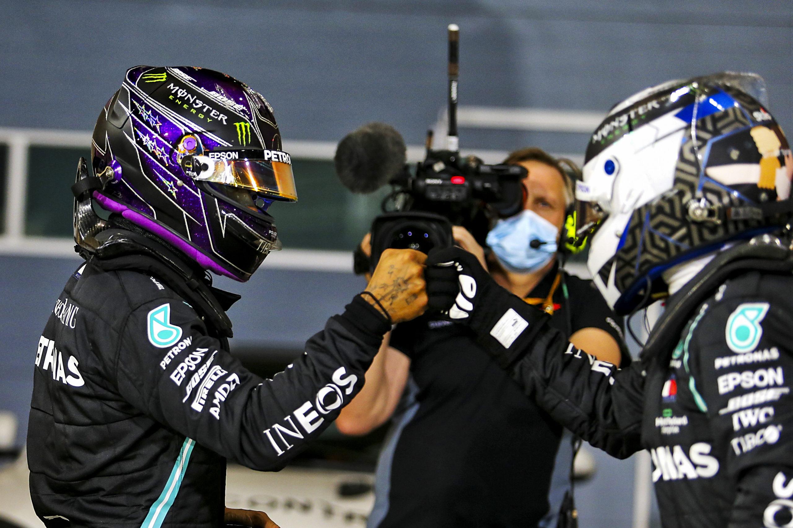 2020 Bahrain Grand Prix, Saturday - LAT Images