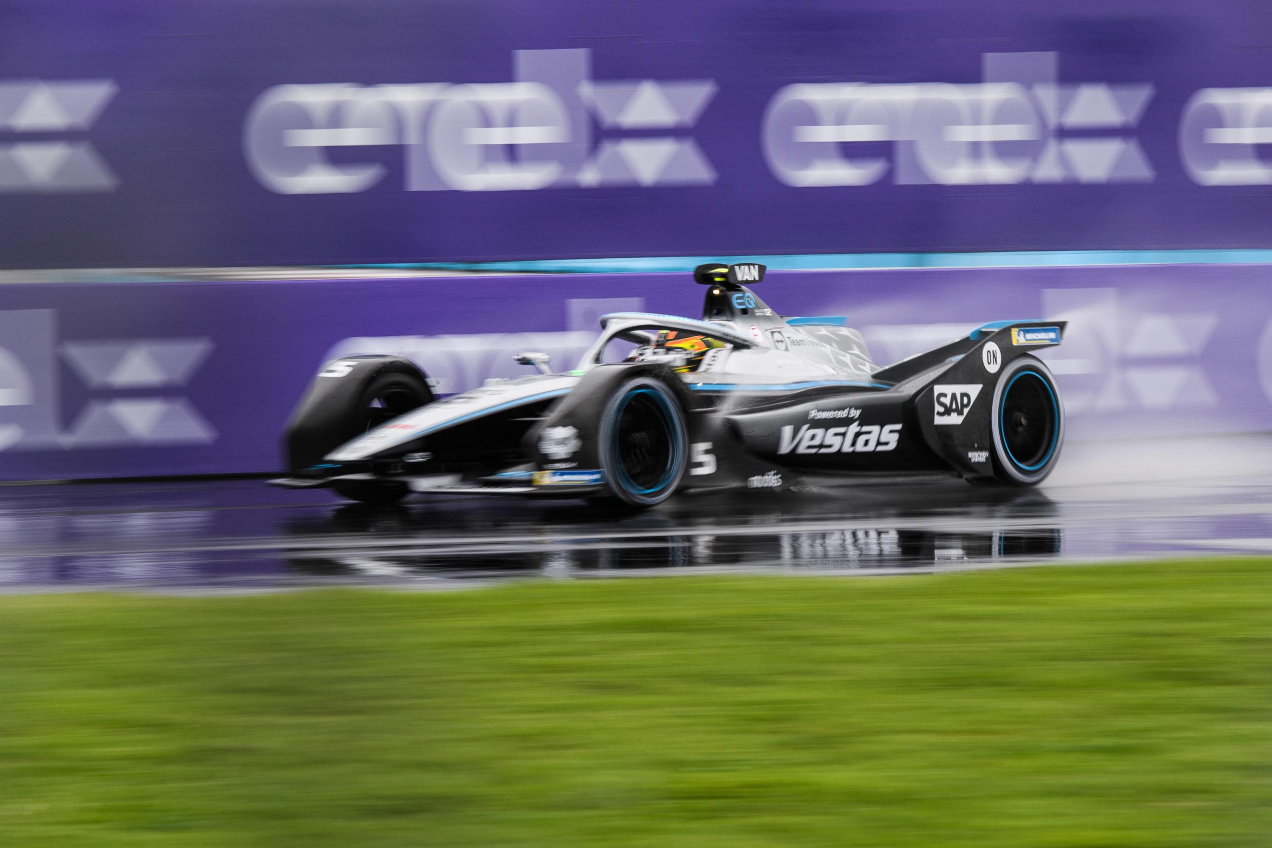 Stoffel Vandoorne (BEL), Mercedes Benz EQ, EQ Silver Arrow 02, ePrix Puebla 2021, Formula-E
