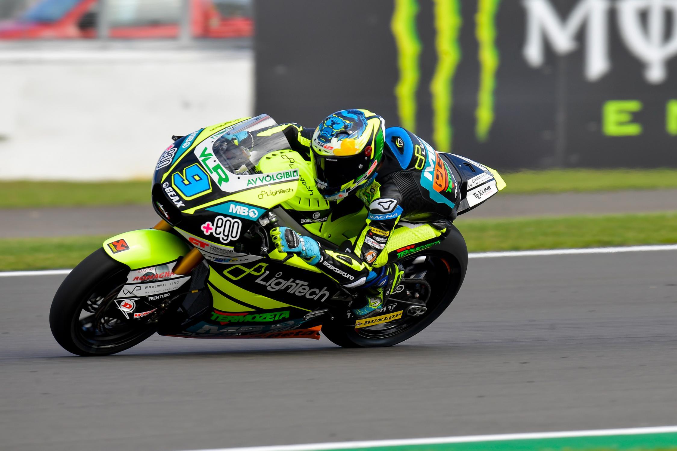 Jorge Navarro, Speed Up,  Monster Energy British Grand Prix