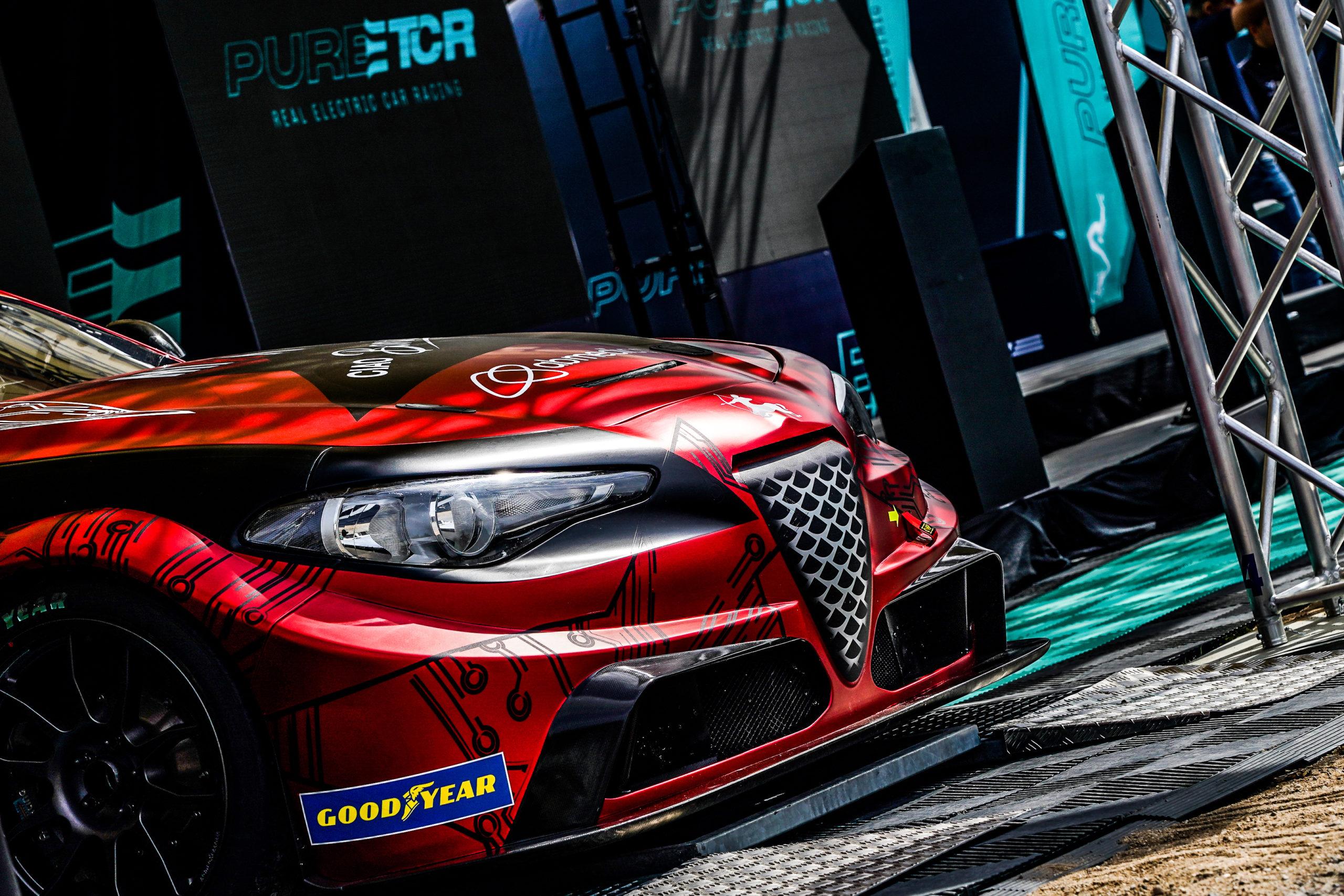 Romeo Ferraris - PURE ETCR  2021