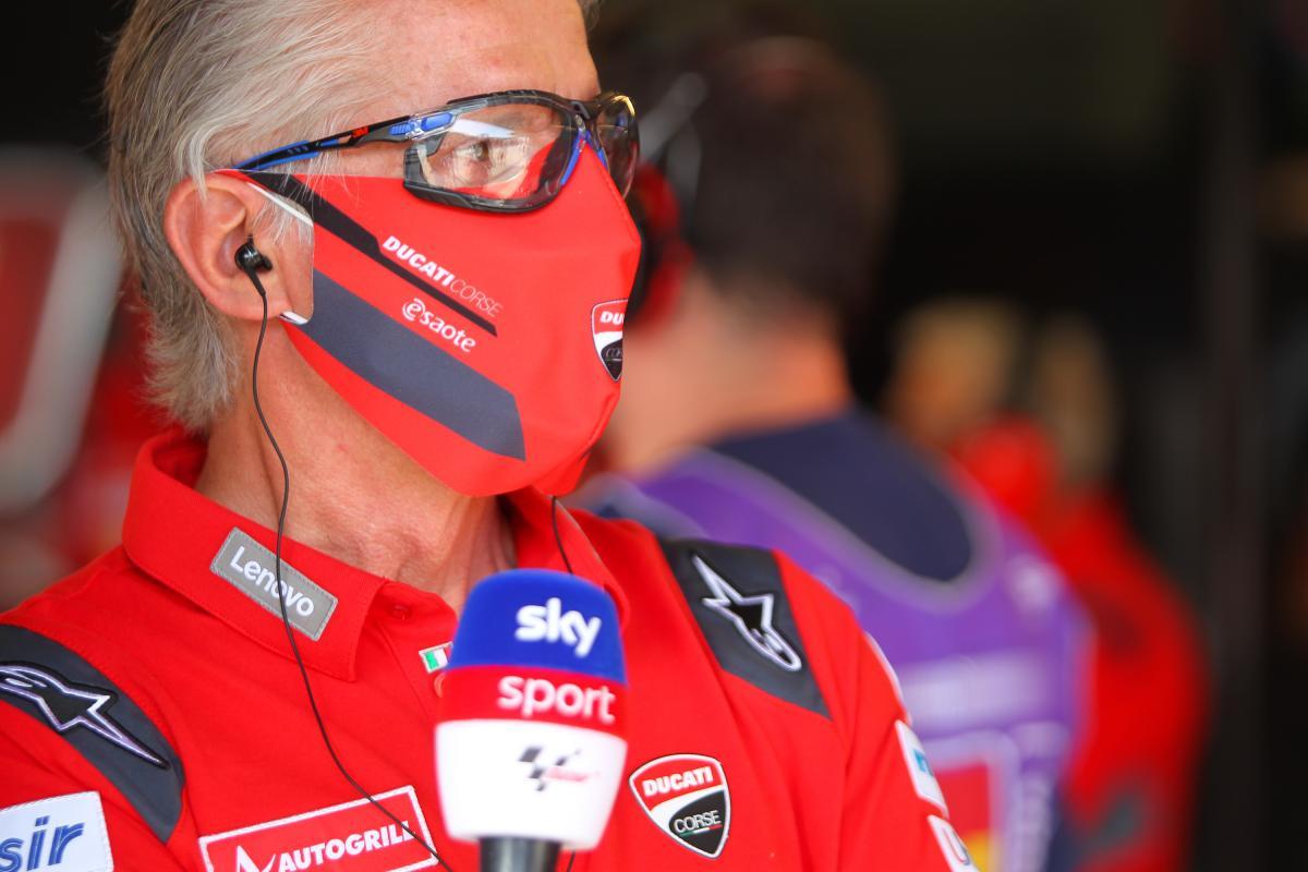 Paolo Ciabatti, MotoGP, 2020