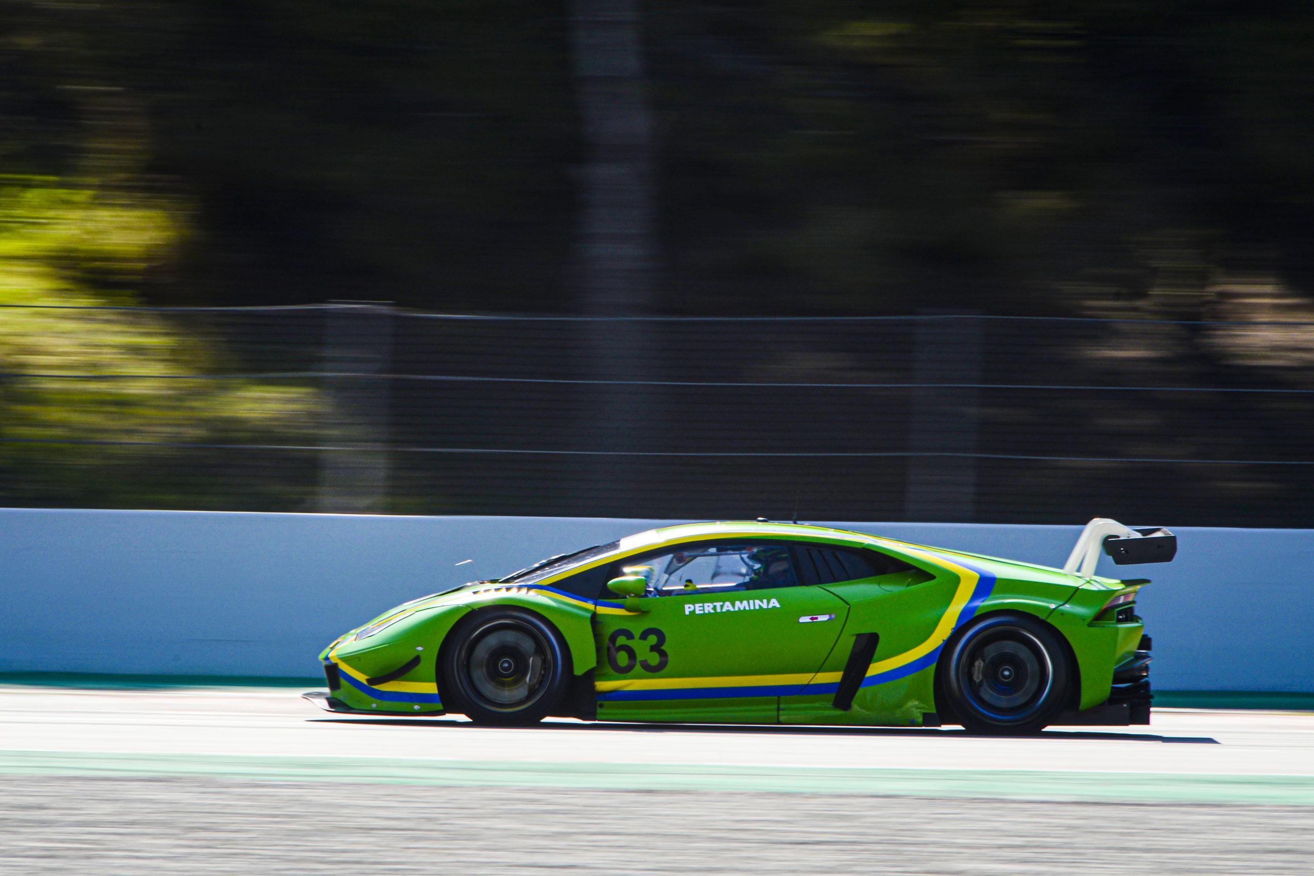 © Pablo Rodríguez  Frederik Schandorff-Michele Beretta-VSR Racing-International GT Open Oficial Test 2021