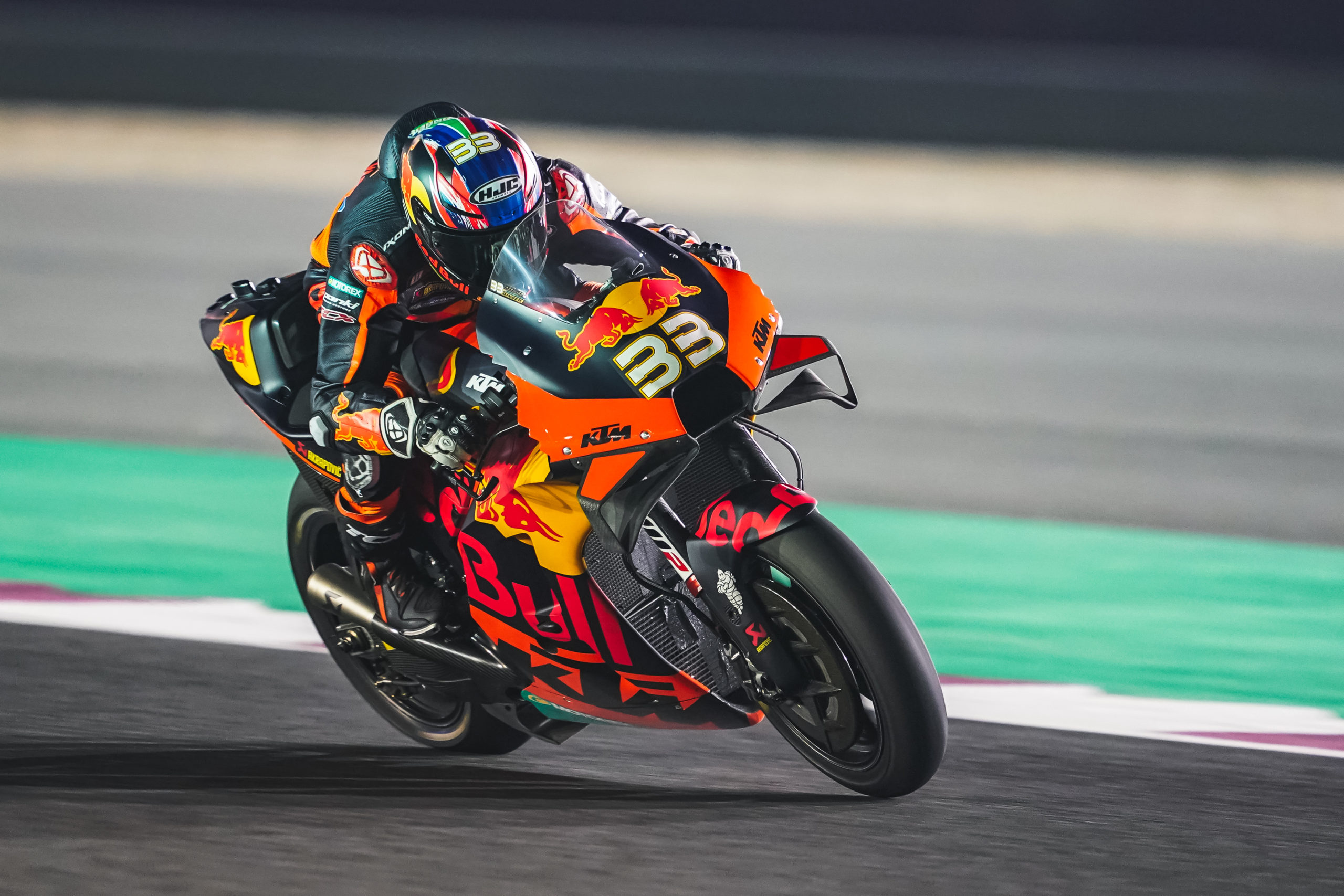 Brad Binder, Qatar Test, MotoGP 2020 - Losail International Circuit (QAT)