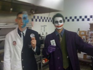 Two Face & Joker