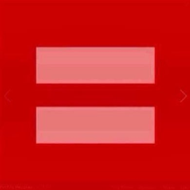 red equal