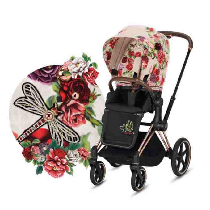 PRIAM Seat Pack Spring Blossom