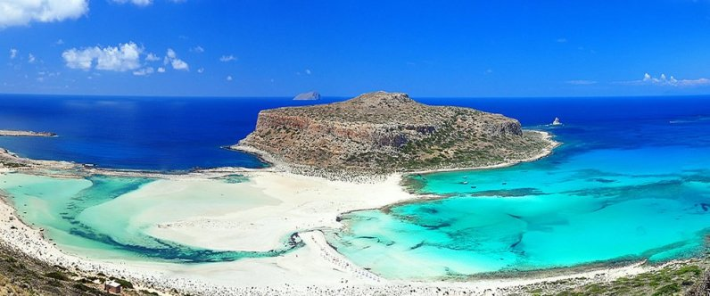 Balos Lagoon, Creta
