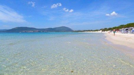 Spiaggia di Maria Pia, Alghero