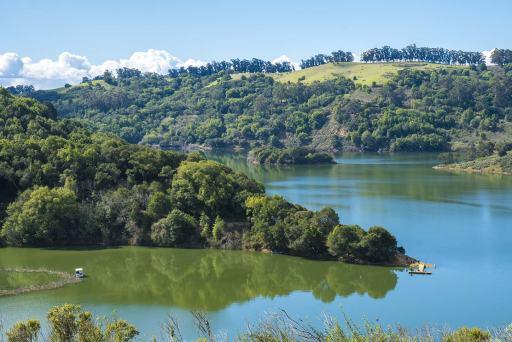Nurri lago Flumendosa