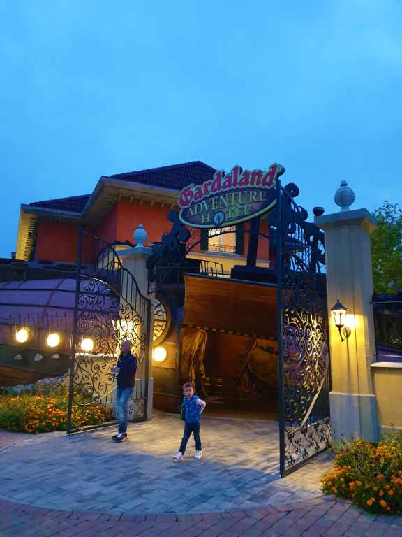 Gardalan adventure Hotel