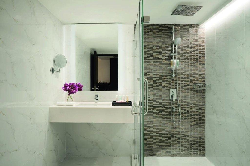 movenpick hotel bangkok bagno e doccia