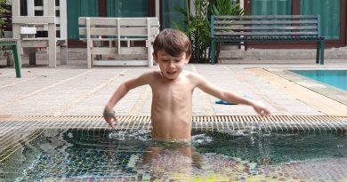 the mantrini hotel chiang rai piscina
