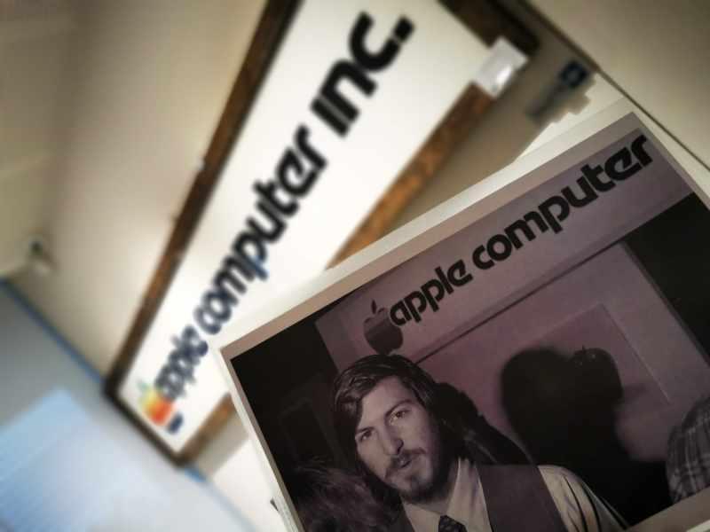 Steve Jobs museo Apple Savona