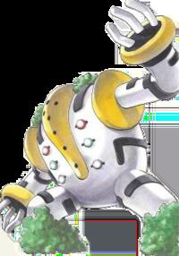 Pokemon Go Regi Trio