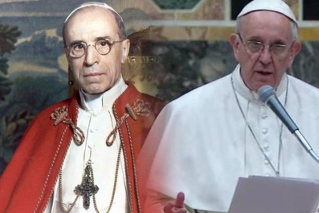Francesco contro la leggenda nera su Pio XII: salvò molti ebrei