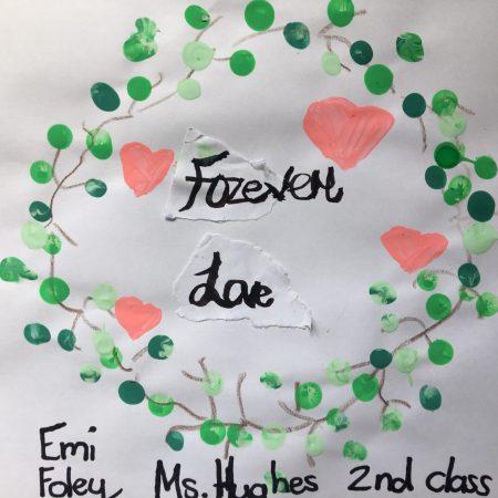 Emi Foley, Ms Hughes, 2nd