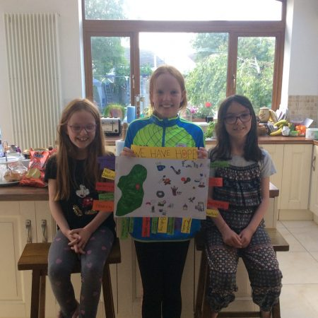 Roisin Lundy, Ms Hughes, 2nd