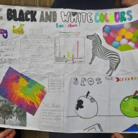Pod 2 Are black and white colours