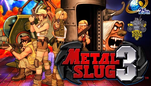 descargar metal slug 3 gratis