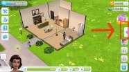 get-help-the-sims-mobile-arrow