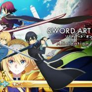 SWORD-ART-ONLINE-Alicization-Lycoris-Juego