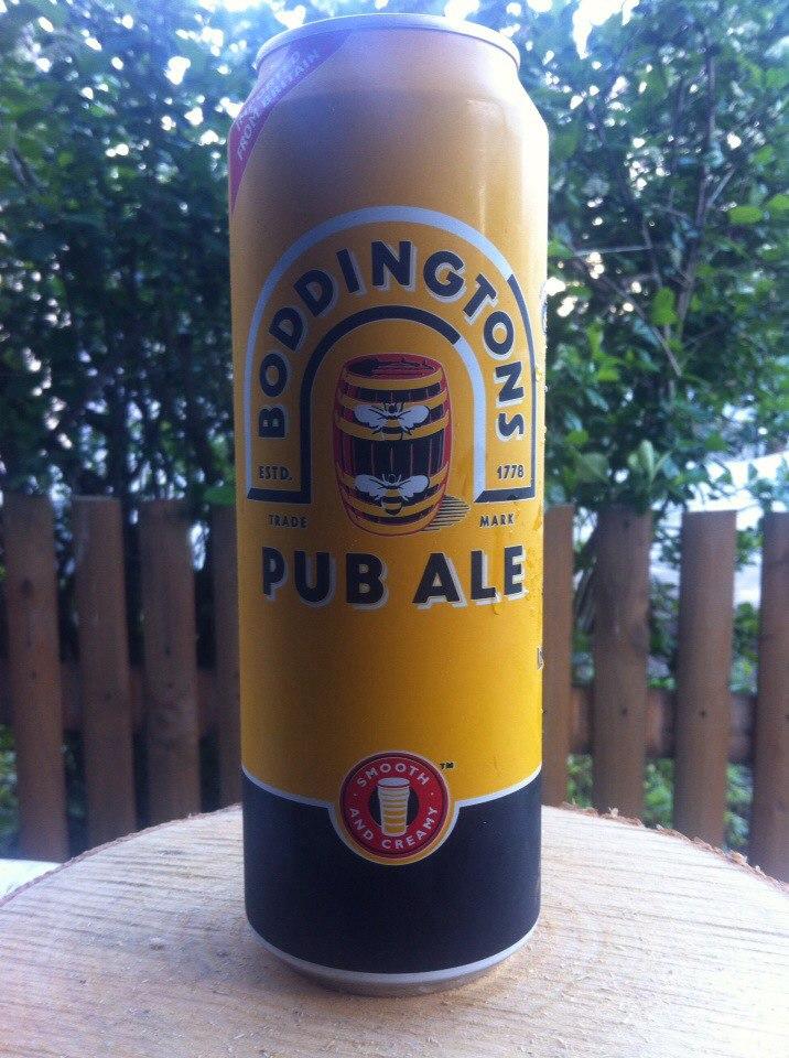 Boddingtons Pub Ale (Великобритания)