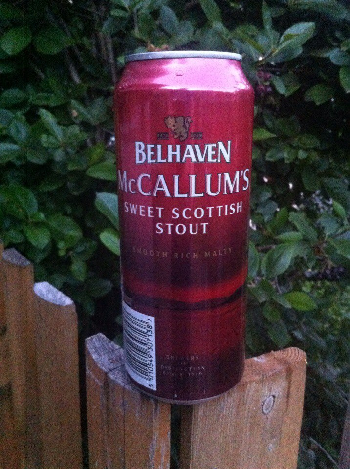 Belhaven McCallum's Sweet Scottish Stout (Ирландия)