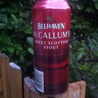 Belhaven McCallum's Sweet Scottish Stout (Ирландия)