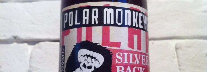 Polar Monkeys Silver Black