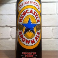 Newcastle Brown Ale Ньюкасл Браун Эль (Англия)