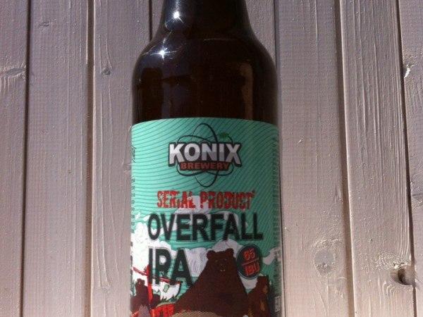 Konix Overfall IPA