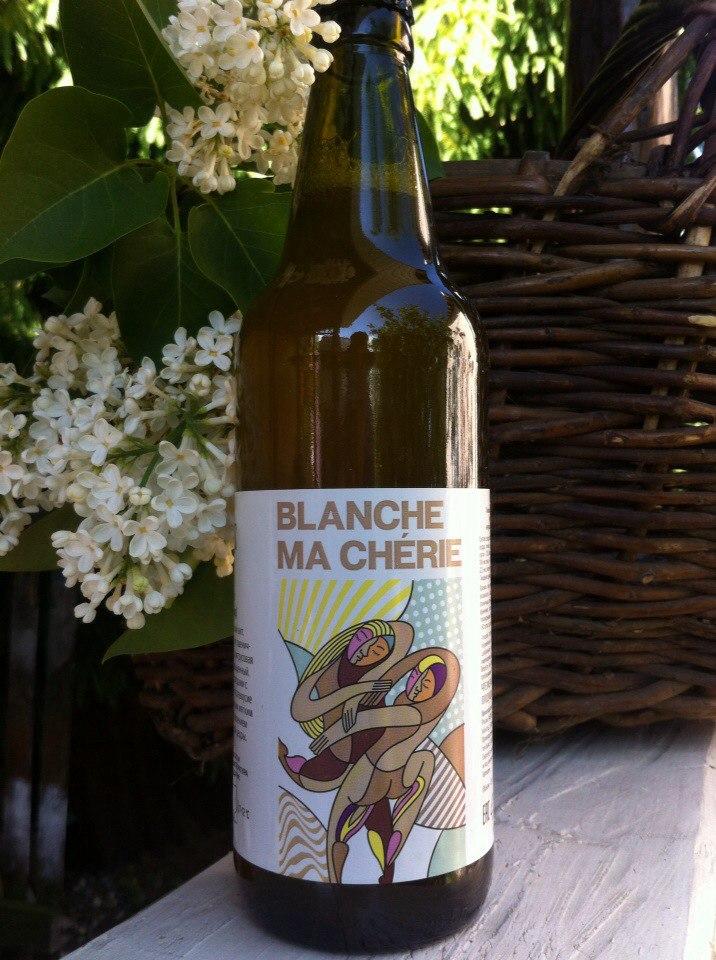 Konix Blanche Ma Cherie