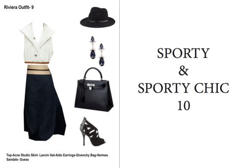 sporty chic 1