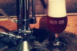 pipa na capovanie piva