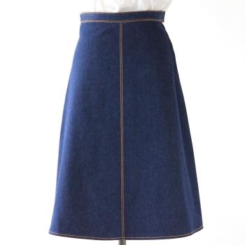 トラペーズスカート型紙