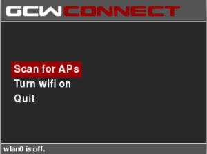 GCW Zero WiFi