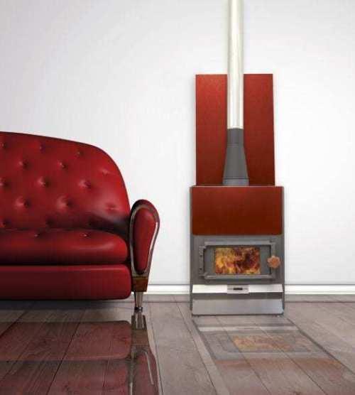 pyroclassic IV wood heater