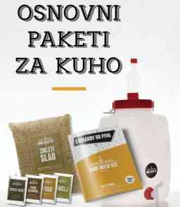 Home Brew Kit - Celoviti paketi