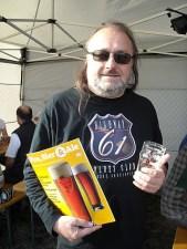 Ladislav Jakl, doradca prezydenta Klausa tym razem w roli propagatora Pivo, Bier & Ale