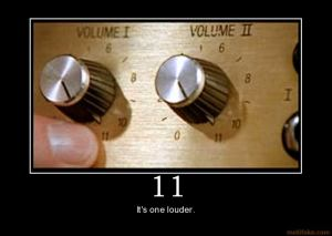 This is one louder