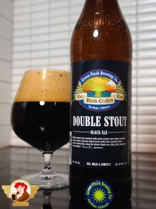 Greenflash Double Stout Black Ale