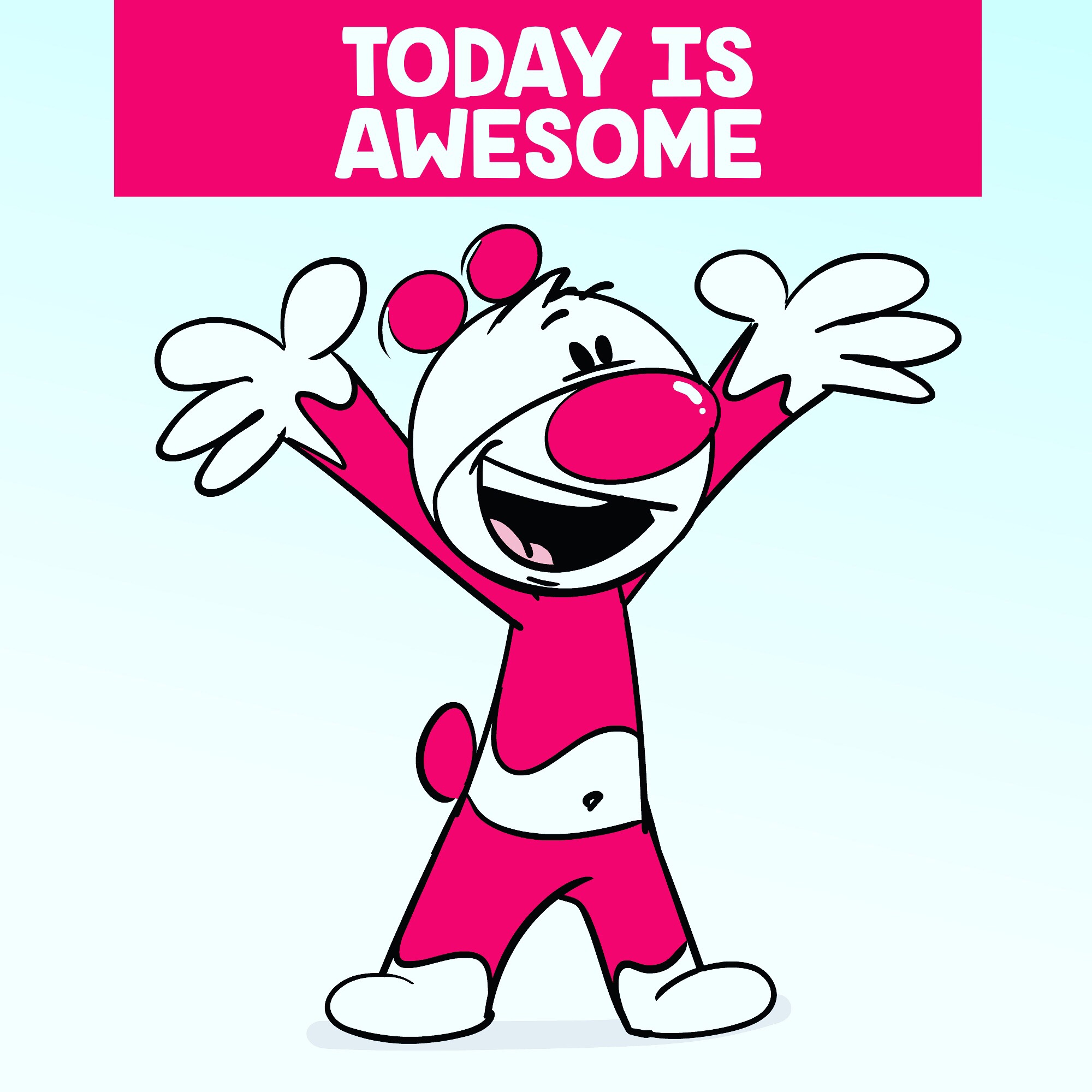 Piwooz is having an awesome day